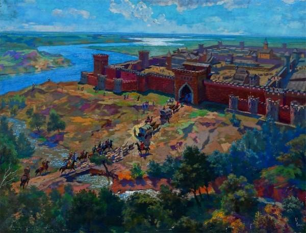Астраханские археологи нашли следы столицы Хазарского каганата
