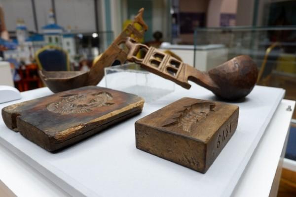 В Краеведческом музее Астрахани открылась выставка пряничных форм