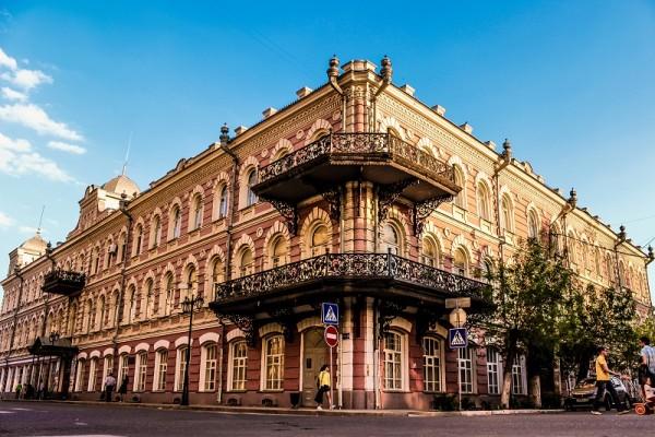 """В Астрахани запускают фотоконкурс """"Дома, пережившие эпохи"""""""