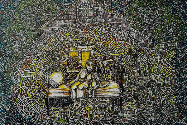 Астрахани открылась откроется выставка графики и живописи