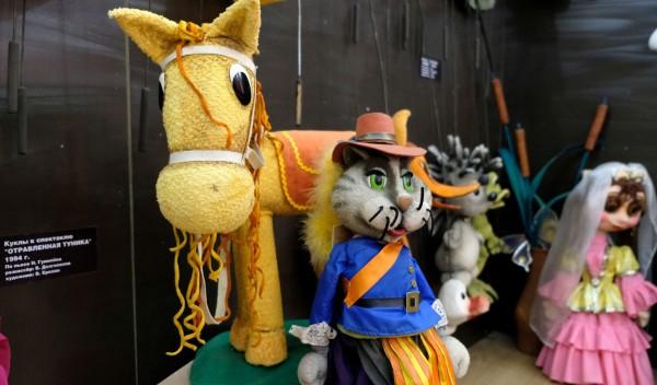 Астраханский театр кукол готовится открыть свои двери с новым спектаклем