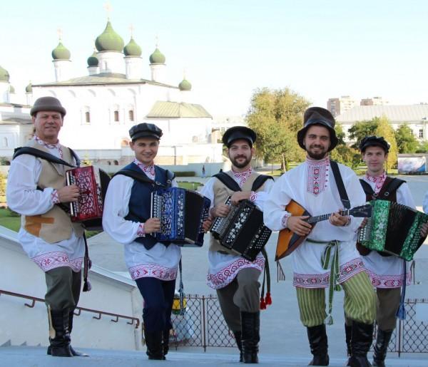 Астраханский ансамбль завоевал Гран-при на международном конкурсе