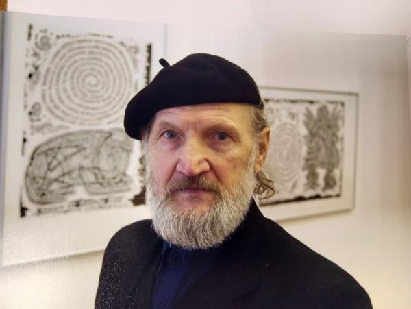 Белорусский художник подарил свои картины Астраханской галерее